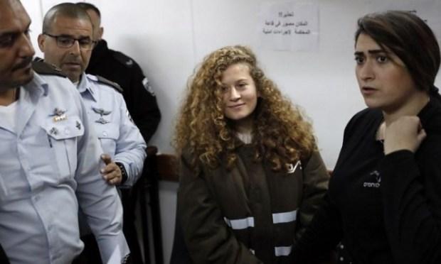 بعد أشهر من الاعتقال.. توقع الإفراج عن عهد التميمي