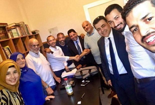 لأول مرة.. مغربي يقود المركز الإسلامي في إيطاليا