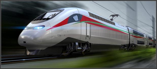 """مكتب القطارات يفتح مسابقة لإبداع شعار القطار.. الملك يطلق اسم """"البراق"""" على التيجيفي"""