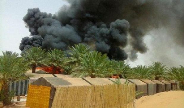 مطالب بإنشاء مركز للوقاية المدنية.. النيران تاتهم الخيام والأشجار نواحي مرزوكة