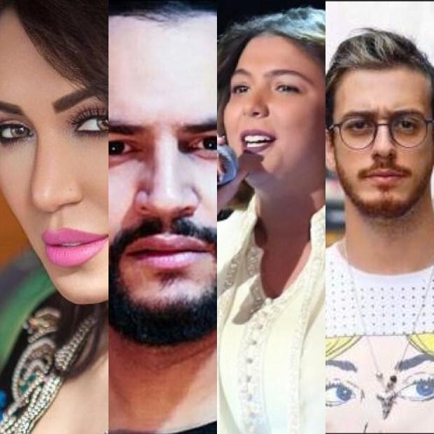 بالصور والفيديو.. مشاهير مغاربة يتضامنون مع إليسا