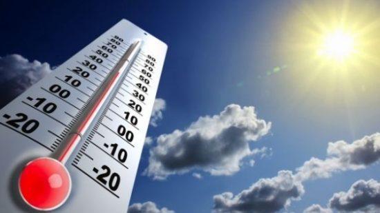الحرارة تصل إلى 45 درجة.. نهار سخون