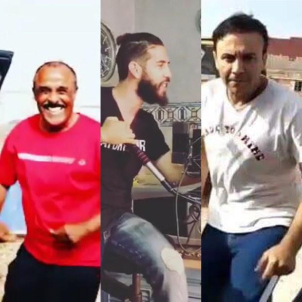 """بالفيديو.. مشاهير مغاربة ضربتهم موجة """"كيكي"""""""