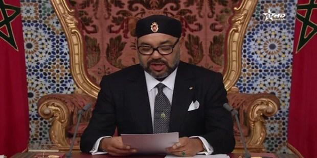 """الملك محمد السادس: """"يواصل المغرب بكل ثقة والتزام انخراطه في الدينامية التي أطلقها الأمين العام للأمم المتحدة"""""""
