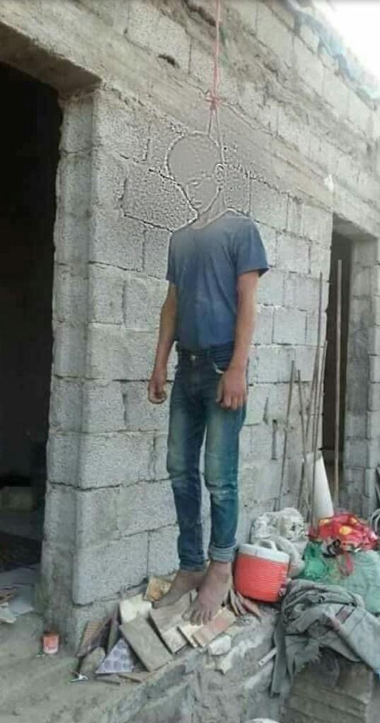 باغيين يضربو البلاد بأي طريقة.. حقيقة انتحار طفل في ورزازات (صور)