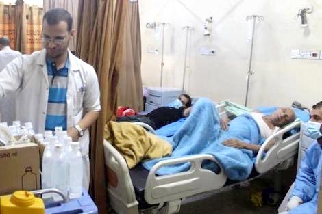الخلعة بدات.. مندوبية الصحة تنفي تسجيل إصابة بالكوليرا في سيدي إفني