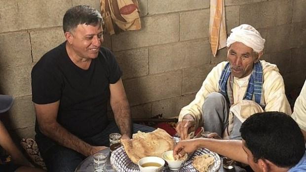 جدل.. سياسي إسرائيلي جا يصيّف فالمغرب!