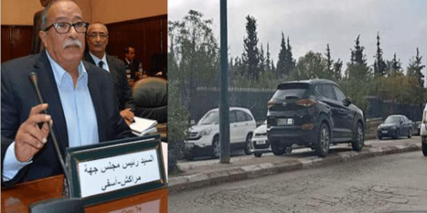 دارت كسيدة بالطوموبيل ديال السربيس.. متابعة ابنة رئيس جهة مراكش في حالة سراح