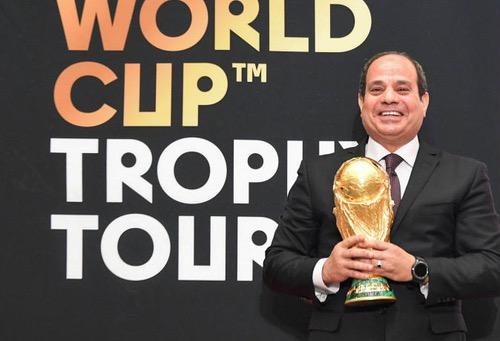 بعد المغرب والجزائر.. مصر باغية كأس العالم 2030