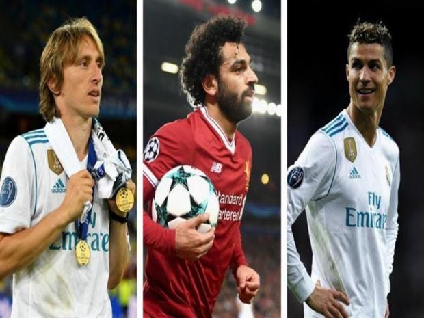 رونالدو كاين.. ميسي يغيب عن قائمة أحسن لاعب في أوروبا