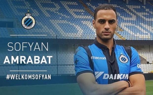 """لأربع سنوات.. بطل الدوري البلجيكي يضم """"أمرابط الصغير"""""""