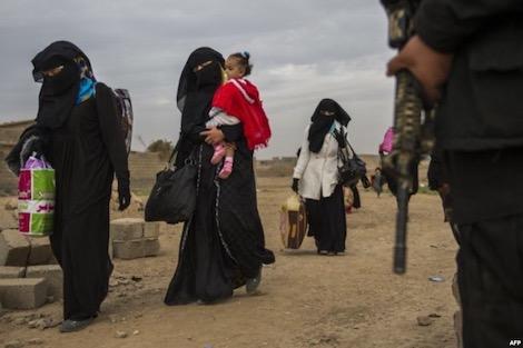 بعد نداءات حقوقية.. فريق استخباراتي مغربي إسباني في شمال سوريا