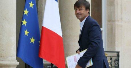لأنه يشعر بخيبة أمل.. استقالة وزير البيئة الفرنسي!