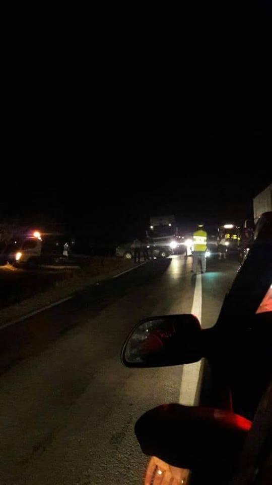3 قتلى إثر اصطدام سيارتين في وجدة.. أسبوع أسود في الشرق