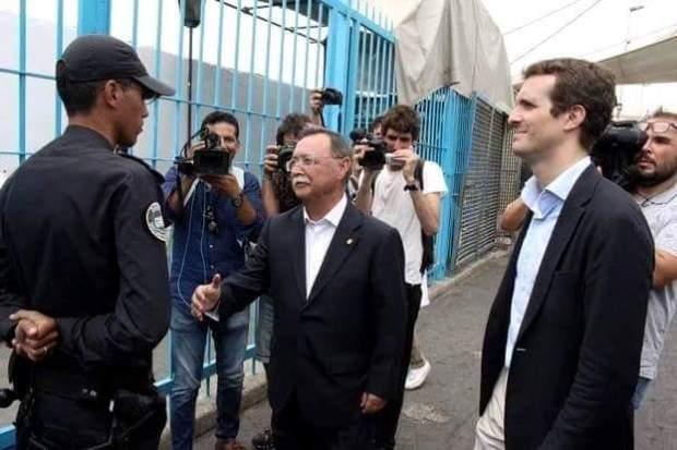 مصدر أمني يشرح.. علاش البوليسي المغربي ما سلّمش على رئيس حكومة سبتة؟