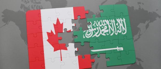 توتر وأزمة.. نايضة بين السعودية وكندا