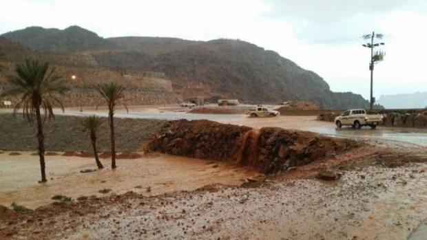 الناس اللي مصيّفين في الجبال ردوا البال.. أمطار رعدية ورياح قوية وبرد