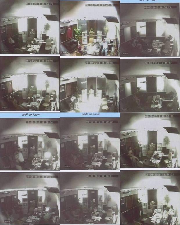 قضية بوعشرين.. صور من الفيديوهات على الفايس بوك والواتساب