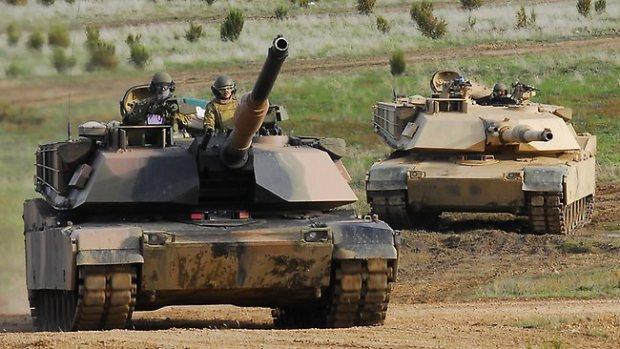 عددها 168 ومزودة بالليزر.. دبابات أمريكية في طريقها إلى المغرب