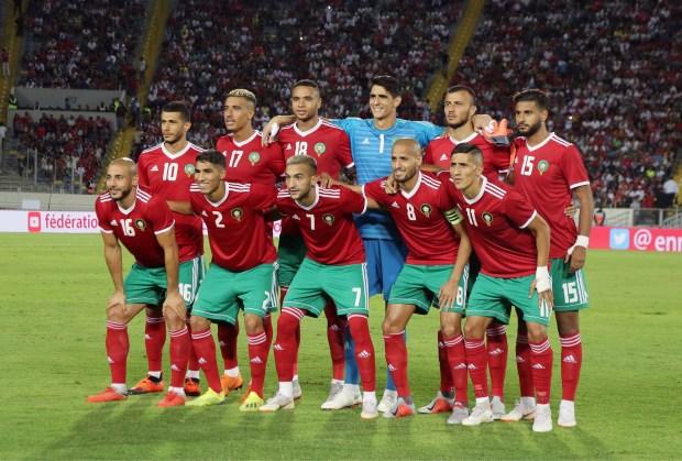 بكاميرا كيفاش.. أقوى لحظات مباراة المغرب ومالاوي (صور)