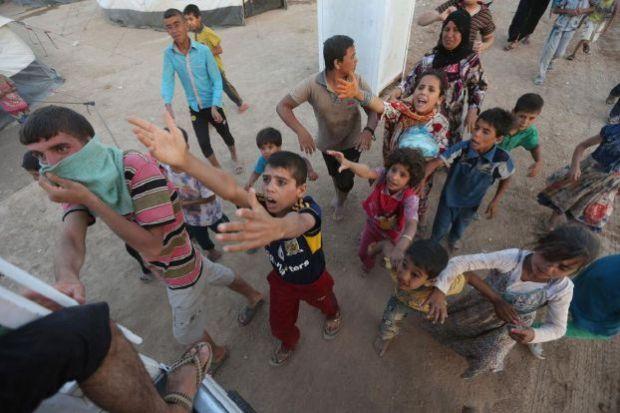 منظمة عالمية: نصف مليون طفل سيموتون بسبب الجوع