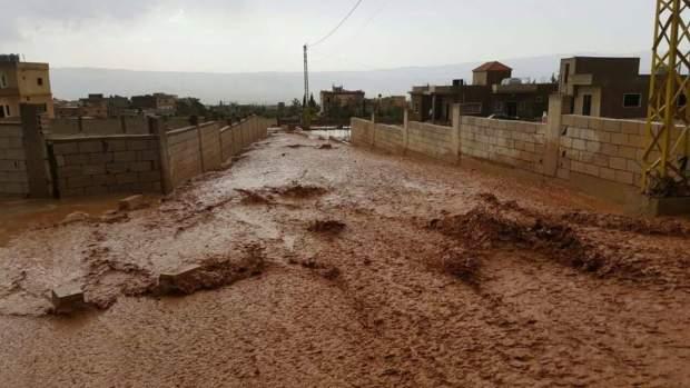 سيدي إفني.. مصرع امرأة و3 أخريات في عداد المفقودين جراء السيول