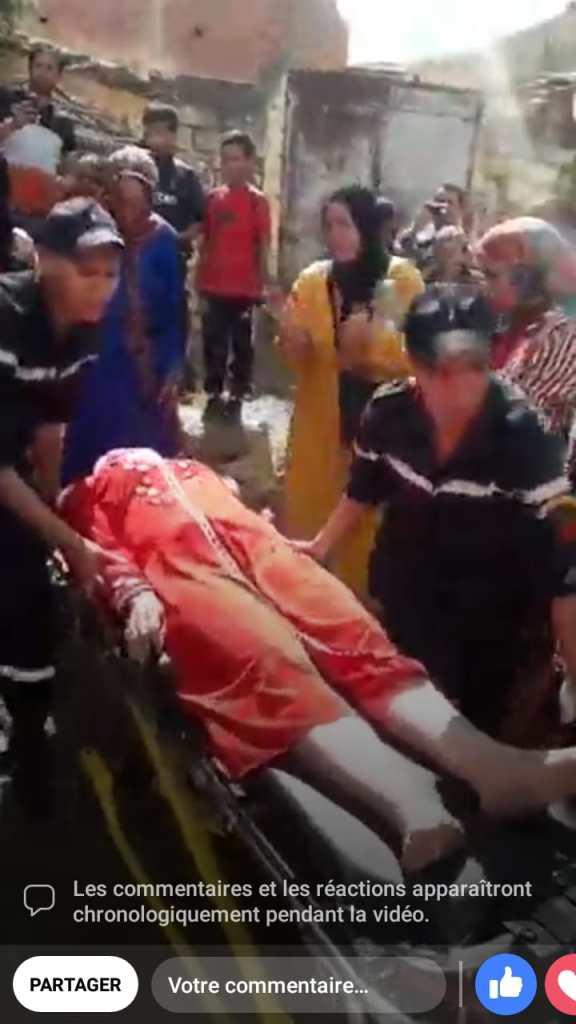 إفران.. وفاة سيدة بعد مشاركتها في مسيرة احتجاجية