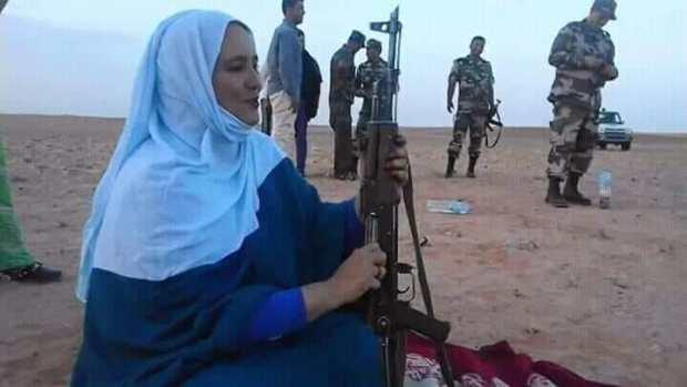 الوالي مريم أحمادة.. نموذج الفساد الذي ينخر مخيمات تندوف