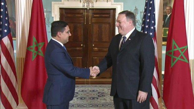 واشنطن : الولايات المتحدة الأمريكية تؤكّد موقفها الراسخ في ملف الصحراء المغربية