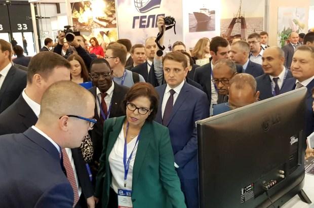 روسيا.. المغرب يقوي حضوره في معرض المأكولات البحرية