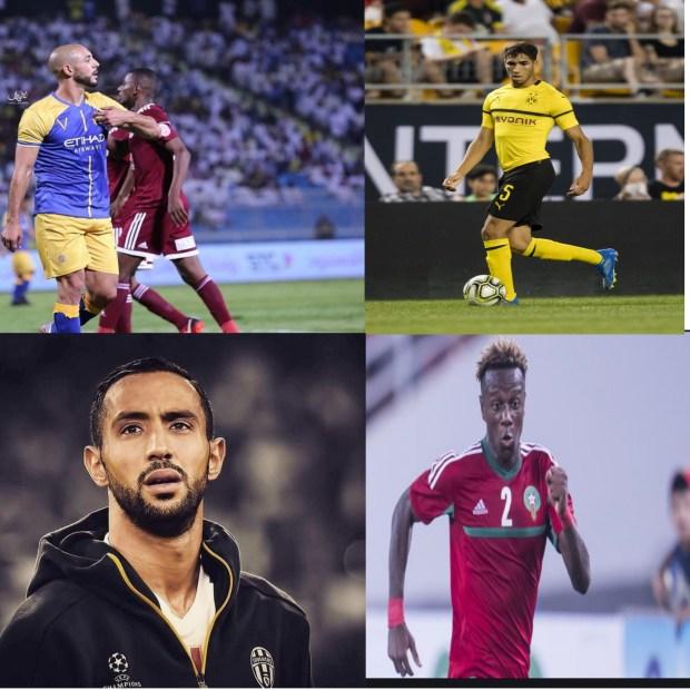 بالصور والفيديو.. بداية غير موفقة لبعض لاعبي المنتخب مع أنديتهم