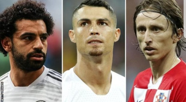 بدون ميسي.. الفيفا يعلن قائمة المتنافسين على جائزة أفضل لاعب في العالم