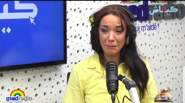 """أبيضار في قفص الاتهام: عيوش شوّهني وحاولت الانتحار ومستعدة لأكثر من """"الزين اللي فيك"""" (فيديو)"""