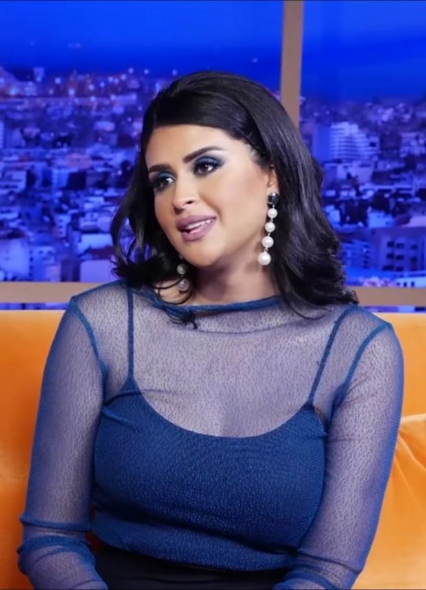 سلمى رشيد: أنا حامل