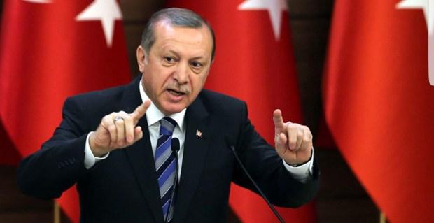 العداوة ثابتة والصواب يكون.. أردوغان غادي للميريكان!