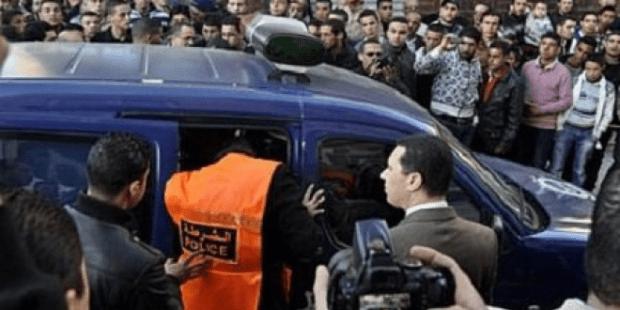 البوليس شد مول الفعلة.. التحرش الجنسي وراء جريمة قتل في بوجدور