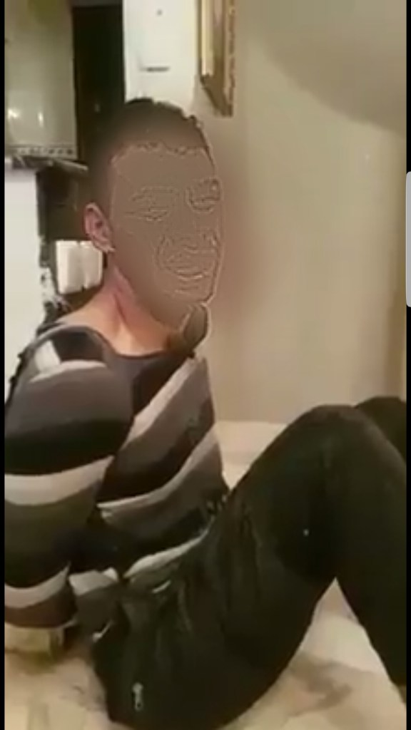 تحرش وصور مخُلة واحتجاز واعتداء.. بوليس كازا يوضح حقيقة الفيديو