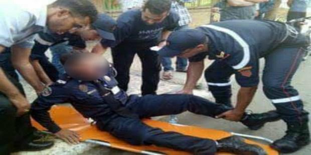 إقليم سيدي إفني.. نائب رئيس جماعة يعتدي على رجل أمن