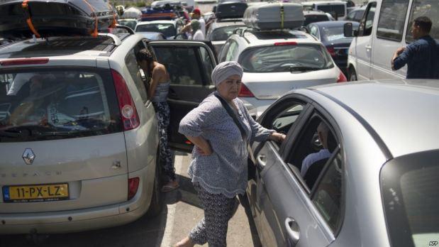 سلطات ميناء طنجة: ما بقاش الزحام.. والوضع عاد إلى طبيعته