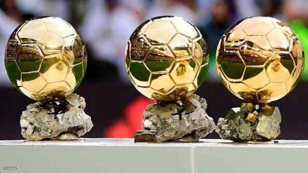 الكرة الذهبية.. لائحة المرشحين الـ10