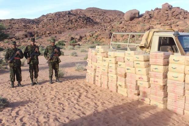 منطقة كلتة زمور.. الجيش يطلق النار على مهربين