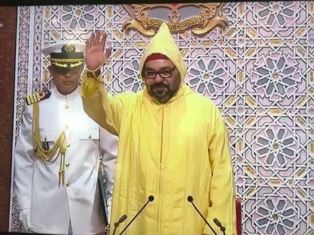 الملك للبرلمانيين: تتحملون مسؤولية ثقيلة ونبيلة للمساهمة في دينامية الاصلاح