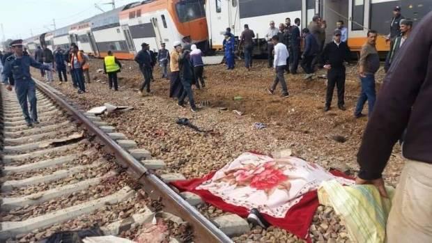 حادث قطار بوقنادل.. إسبانيا تعزي وتتضامن
