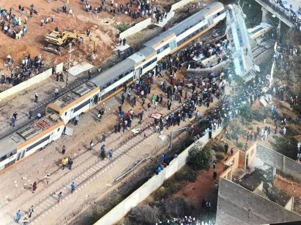 مصرع 7 وإصابة 125.. النيابة العامة تحقق في فاجعة القطار والدرك يستمع إلى الشهود