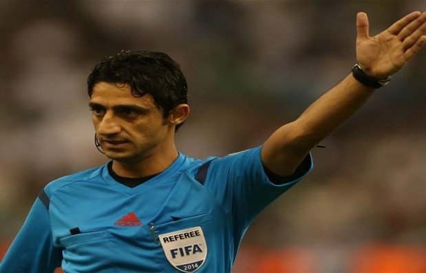 كأس العرب للأندية.. حكم عراقي لمباراة الوداد والنجم الساحلي التونسي