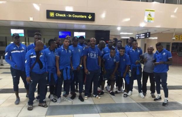 في مطار محمد الخامس.. الرجاء يفاجئ بعثة إنييمبا النيجيري