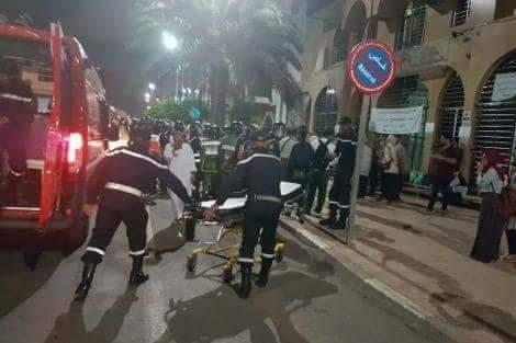 كان ضمن المعتصمين.. وفاة مكفوف سقط من سطح مبنى وزارة الحقاوي