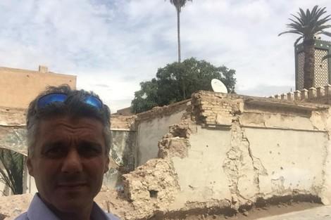 وجدة.. معارض جزائري يحوّل بيت بوتفليقة إلى قضية سياسية