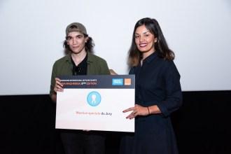 Mention spéciale - Loubna El Hark, Productrice + Ihab Bensalah