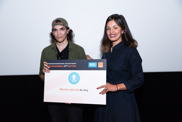 """""""أنا مغربي/ة"""".. الإعلان عن الفائزين في المسابقة الدولية للأفلام القصيرة (صور)"""